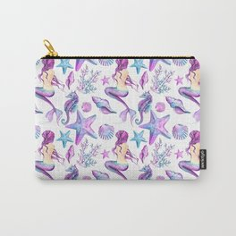 Enchanted Ocean #5 Carry-All Pouch