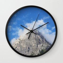 Oeschinensee views Wall Clock
