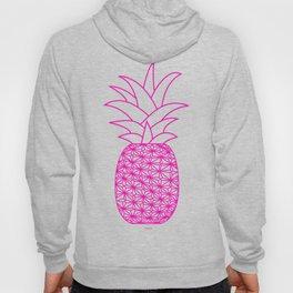 Ananas shock pink Hoody