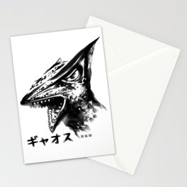 Waterbrushed Bad Guy Stationery Cards