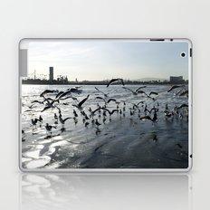 Beach Party Invasion Laptop & iPad Skin
