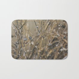 In The Weeds Bath Mat