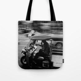 Tuk Tuk Tote Bag