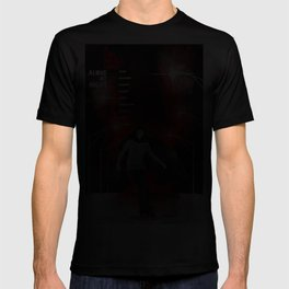 A GIRL WALKS HOME ALONE AT NIGHT :: POSTER 02 T-shirt