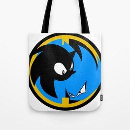The Wrath of Nazo Emblem Tote Bag