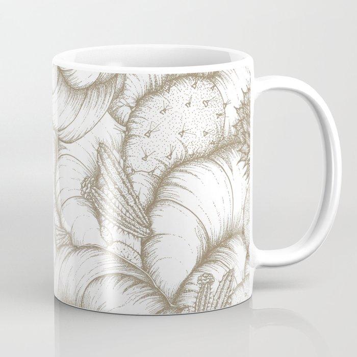 ABSTRACT CATUSES Coffee Mug