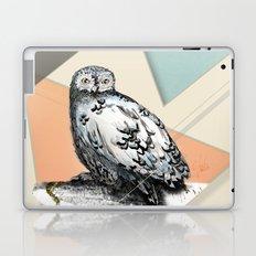 Owl McSit by carographic Laptop & iPad Skin