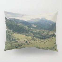 Into the Valley Pillow Sham