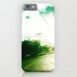 Sun Stream iPhone Case