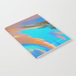 """Tropical Hurricane #2"" Print Notebook"