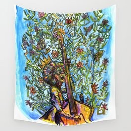 City of Roses Wall Tapestry