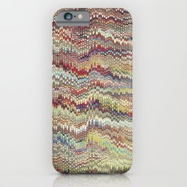 Decorative Paper from page 86 of The rambling justice or the jealous husbands with the humours of Si iPhone Case