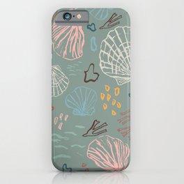 Deep-sea Treasures iPhone Case