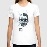 broken T-shirts featuring Broken by Mike Handy Art