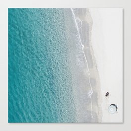 Coast 7 Canvas Print