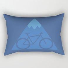 Off The Beaten Track Rectangular Pillow