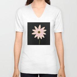 Flower Flower Unisex V-Neck