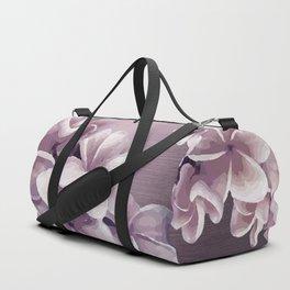 Imperfect Plumeria Duffle Bag