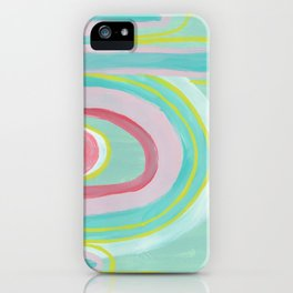 mellow iPhone Case