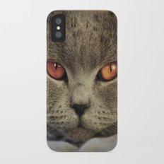 Tomcat Diesel iPhone X Slim Case