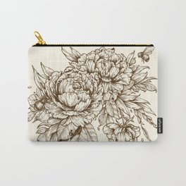 Peony Carry-All Pouch