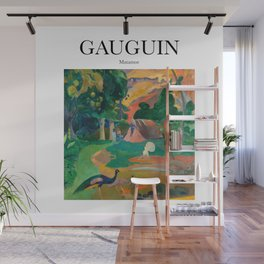 Gauguin - Matamoe Wall Mural