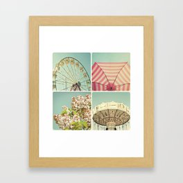 Summer Memories 2 Framed Art Print