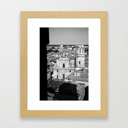 Reggio Emilia Framed Art Print