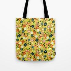 Flourishing Florals Tote Bag