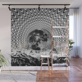 Moon Rock, 2018 Wall Mural