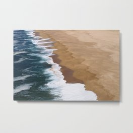 Atlantic coast line Metal Print