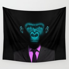 Monkey Suit Wall Tapestry