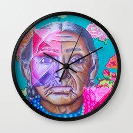 Mujer Caxcan Wall Clock