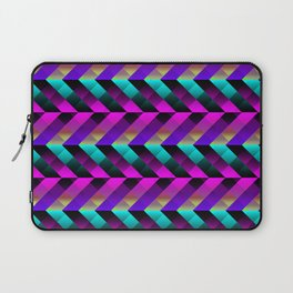 Dark Purple Laptop Sleeve