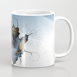 Continuous Living Coffee Mug