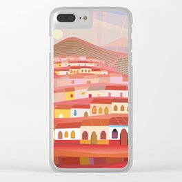 Afternoon in Guatemala Clear iPhone Case
