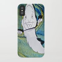 pocket iPhone & iPod Cases featuring Pocket People by mark jones
