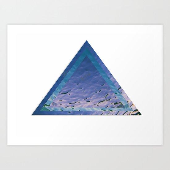 h2o Art Print