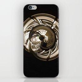 Golden Shell iPhone Skin
