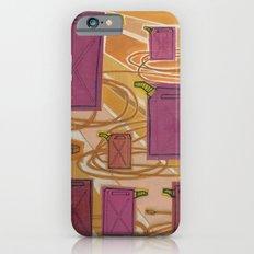 Gas Power Slim Case iPhone 6s
