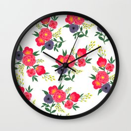 im in love Wall Clock