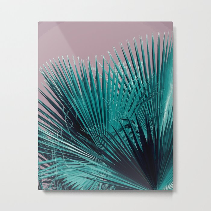 Tropical Dream #society6 Metal Print