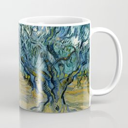 "Vincent Van Gogh ""The Olive Trees, Saint-Rémy"" Coffee Mug"