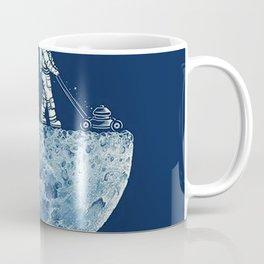 Lunar Grass Coffee Mug