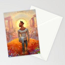 jon bellion the human condition album Stationery Cards