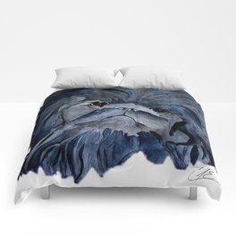 Pekingese Dog love... Comforters