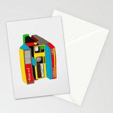 Captures Great Moments (color toy) Stationery Cards