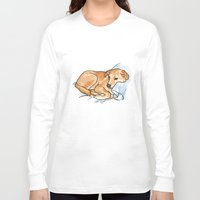 leo Long Sleeve T-shirts featuring Leo by Ken Coleman
