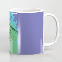 Magnus in Space Coffee Mug