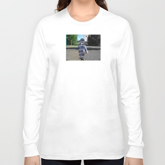 Unreal Kid Collage Long Sleeve T-shirt
